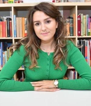 Olivia Lungulescu,Raportor IT&C, AHK